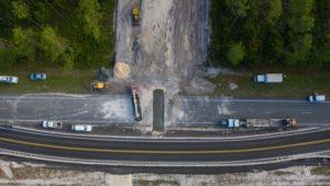 NFMIP rail spur progress June 2020